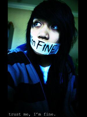 Hmm.. Ya I'm fine..