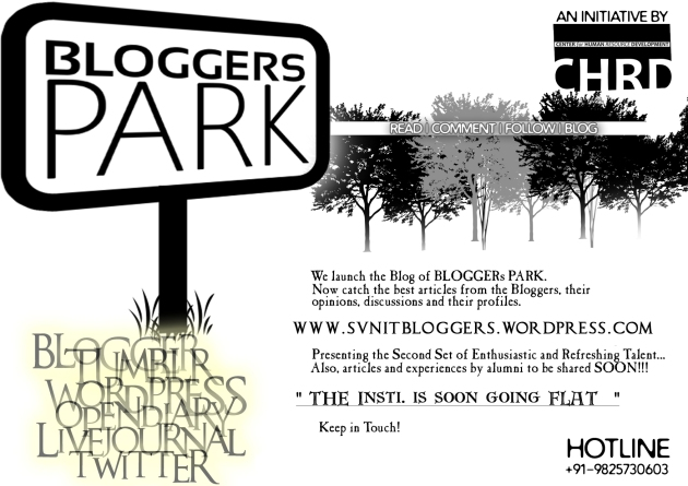 Blogger's Park 2.0
