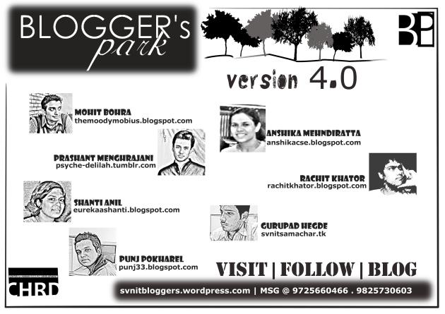 Bloggers Park 4.0