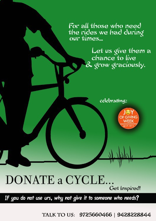 Cycle Donation